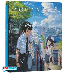 Your Name Limited Steelbook Blu-Ray+Dvd