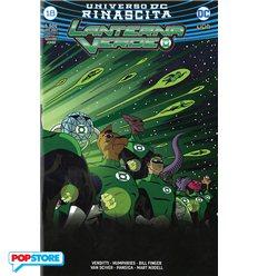 Lanterna Verde Rinascita 018 Jumbo con Cofanetto