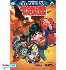 Wonder Woman Rinascita 020 Variant