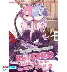 Re:Zero - Starting life in another world Light Novel 002