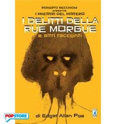 Roberto Recchioni Presenta : I Delitti della Rue Morgue