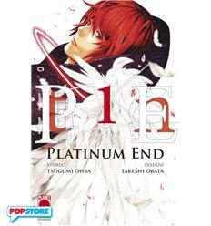 Platinum End 001