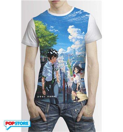 Your Name T-Shirt Incontro Uomo M