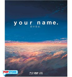 Your Name Limited 2 Blu-Ray+Dvd+Cd+Booklet