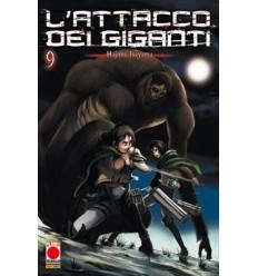 L'Attacco Dei Giganti 009 R3