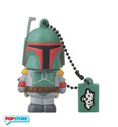 Usb 8 Gb - Star Wars - Boba Fett
