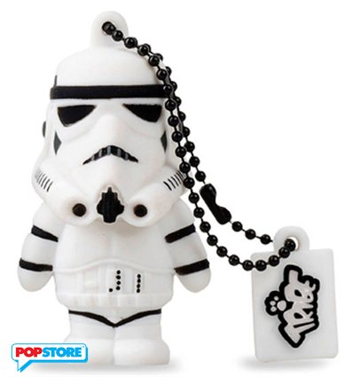 Usb 8 Gb - Star Wars - Stormtroope