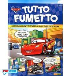 Cars Disney Tutto Fumetto