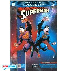 Superman Rinascita 021