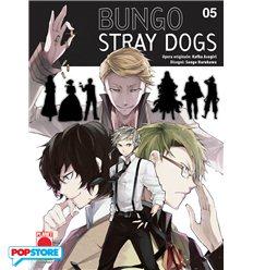Bungo Stray Dogs 005