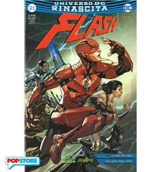 Flash Rinascita 021 Justice Variant