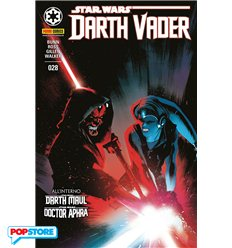Darth Vader 028 - Darth Maul e Doctor Aphra