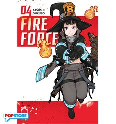 Fire Force 004