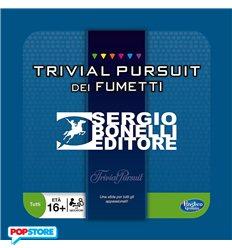 Trivial Pursuit dei Fumetti con Sergio Bonelli La Fabbrica dei Sogni