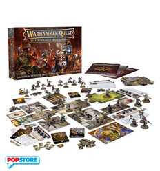 Warhammer Quest Shadows Over Hammerhal (Italiano)