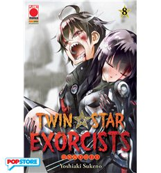Twin Star Exorcists 008