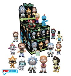 Funko Mystery Minis - Rick & Morty