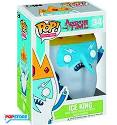 Funko Pop! - Adventure Time - Ice King