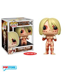 Funko Pop! - Attack On Titan - Female Titan