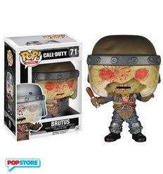 Funko Pop! - Call Of Duty - Brutus Zombie