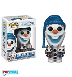 Funko Pop! - Disney - Frozen - Olaf With Kittens