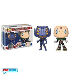 Funko Pop! - Marvel vs Capcom 2 Pack – Ultron Vs Sigma