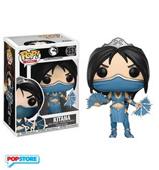 Funko Pop! - Mortal Kombat - Kitana