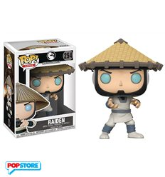 Funko Pop! - Mortal Kombat - Raiden