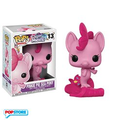 Funko Pop! - My Little Pony Movie - Pinkie Pie Sea Pony