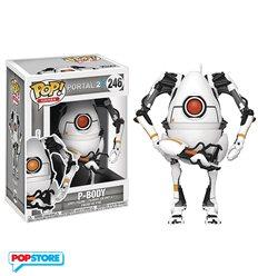 Funko Pop! - Portal 2 - P-Body