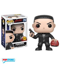 Funko Pop! - Marvel Punisher Serie Tv Chase Variant