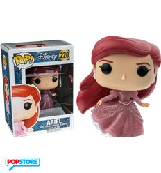 Funko Pop! - Disney - Ariel In Gown Glitter Limited Edition
