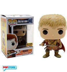 Funko Pop! - Doctor Who - Rory Limited Edition