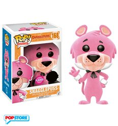 Funko Pop! - Hanna Barbera - Snagglepuss Flocked