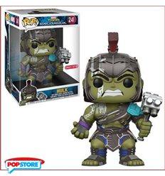 Funko Pop! - Marvel - Thor Ragnarok - 241 Hulk Gladiator 25,4cm