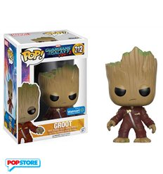 Funko Pop! - Marvel Guardiani della Galassia 2 - Young Groot In Suit Angry