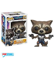 Funko Pop! - Marvel Guardiani della Galassia 2 – Rocket  Limited Edition