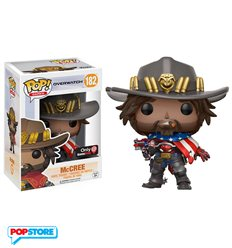 Funko Pop! - Overwatch - Mccree Limited Edition