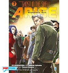 Ghost In The Shell - Arise 007