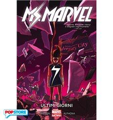 Ms. Marvel Marvel Now Hc 004 - Ultimi Giorni