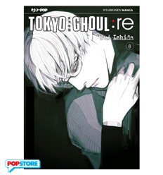 Tokyo Ghoul:RE 008