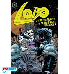 Lobo By Keith Giffen & Alan Grant Tp 01