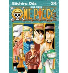 One Piece New Edition 034
