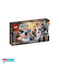 LEGO 75195 - Star Wars - Microfighters Sky Speeder Vs First Order Walker