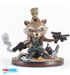 Q-Fig - Marvel - Rocket & Groot