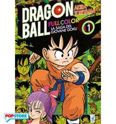 Dragon Ball Full Color - La Saga del Giovane Goku 001