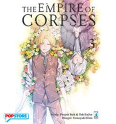 The Empire of Corpses 003