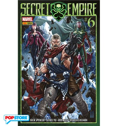 Secret Empire 006