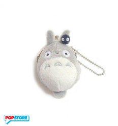 Studio Ghibli Totoro Mini Coin Purse Grey
