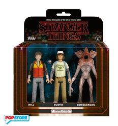 Stranger Things - Action Figure 3-Pack: Set 2